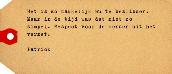 Label van Patrick